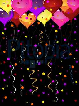 Bildagentur Pitopia Bilddetails Party Poster Andrea Kaulitzki