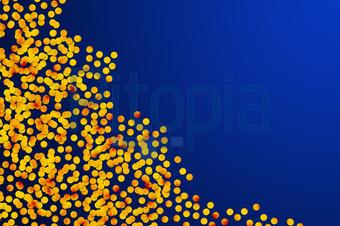 Bildagentur Pitopia Bilddetails Konfetti Auf Blauem Hintergrund