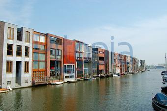 Architektur Amsterdam bildagentur pitopia bilddetails amsterdam zeeburg sti