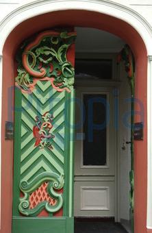 Offene haustür  Bildagentur Pitopia - Bilddetails - Offene Tür (Thomas Ferber ...