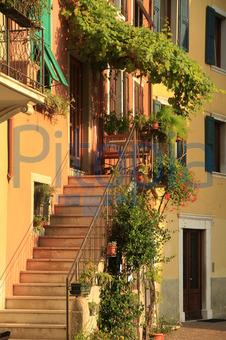 Bildagentur Pitopia Bilddetails Mediterrane Hausfassade Martina