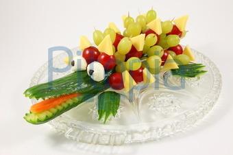 Bildagentur Pitopia Bilddetails Das Lustige Gurkenkrokodil Jan