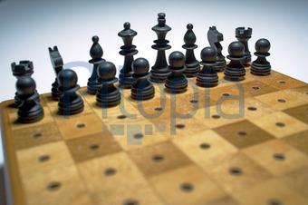 schachfiguren aufstellung